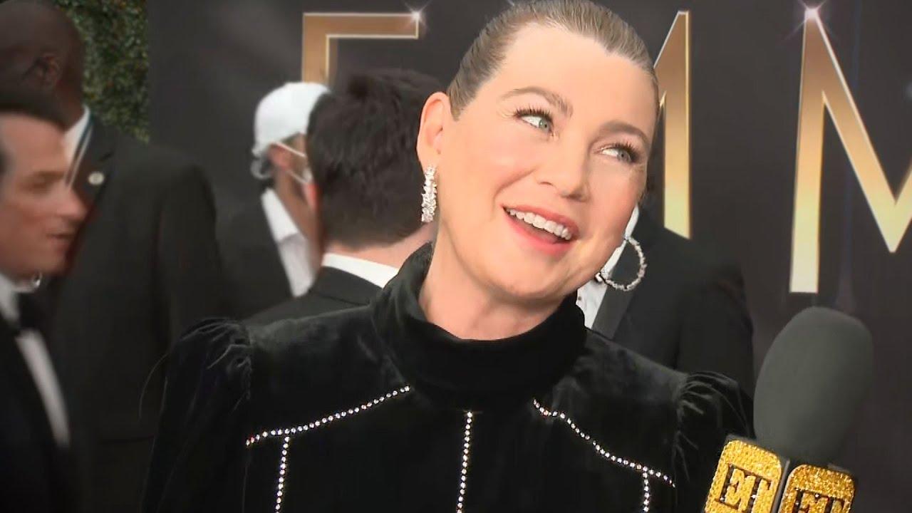Emmys 2021: Ellen Pompeo on Grey's Anatomy Possibly ENDING After Season 18