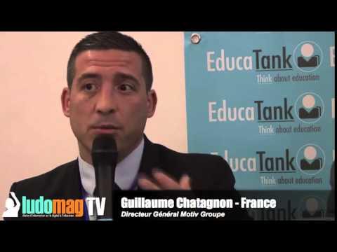 Guillaume Chatagnon, Directeur Général MOTIV SOLUTION, Maroc