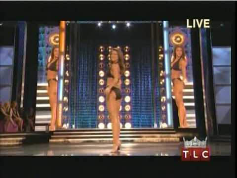 2010 Miss America Swimsuit Bikini Contest