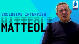 Gianfranco Matteoli: Inter 32 years later | Exclusive Interview | Serie A TIM