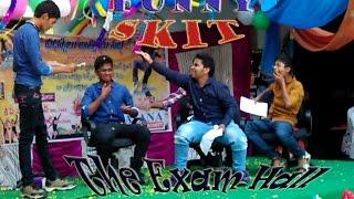 [The Exam Hall] Funniest skit by Narayana school students on Farewell(Telugu & Hindi)