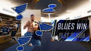Blues Advance to Stanley Cup Final w/ Fan Reactions ft. GLORIA