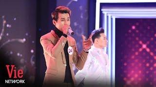 """Phan Duy Anh Trà Trộn Làm Thí Sinh, Live Hit """"Vô Cùng"""" Còn Đã Tai Hơn Bản Gốc l Giọng Ca Bí Ẩn Mùa 2"""