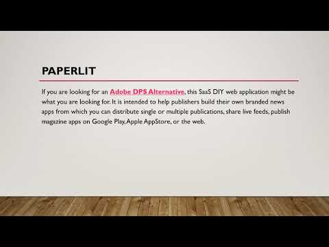 3 Best Alternatives to Adobe Digital Publishing Suite