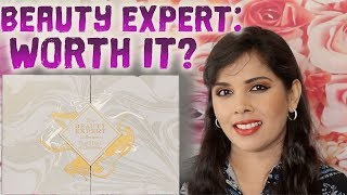 BEAUTY EXPERT 12 DAYS OF CHRISTMAS ADVENT CALENDAR 2019 SPOILERS, PRICE BREAKDOWN