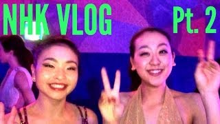 Dancing, Bus Trips, And FOOD! - 2013 NHK Trophy Pt. 2