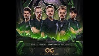 The International 2018 Finals - True Sight