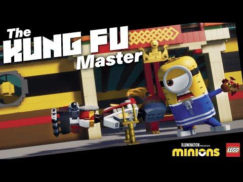 Lego mimoni - Kung Fu Master