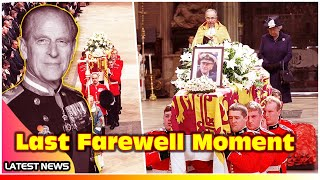 Prince Philip Funeral Latest News: Order Of Service In All - Queen Say Final Goodbye / TV News 24h