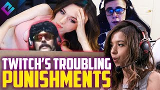 Twitch's Ban Issues ft. Amouranth, Pokimane, Alinity, TFBlade and More