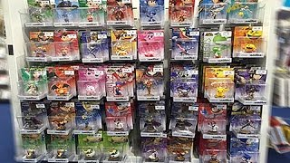 Buying Every Single Amiibo In 24 Hours In Australia