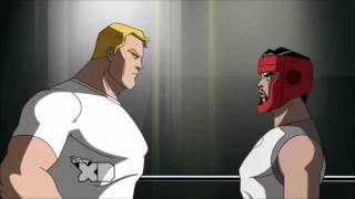 Avengers: Earth's Mightiest Heroes - Boxing Scene