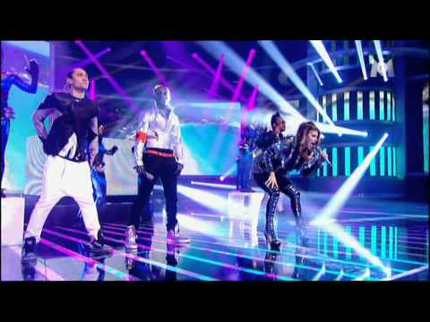 Black Eyed Peas   Don't Stop The Party Live X Factor - France