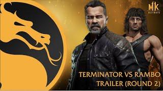 Rambo vs. Terminator Trailer - Round 2 preview image
