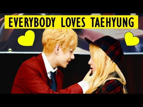 Everybody Loves Taehyung [BTS V] Bangtan Boys