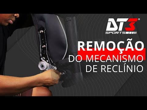 #4 Dica DT3: Remoção do Mecanismo de Reclínio