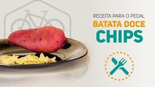 Bikers Rio Pardo | Vídeos | Como fazer batata doce chips para comer no pedal