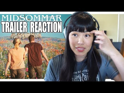 Midsommar | Trailer Reaction