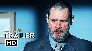 DARK CRIMES Official Trailer (2018) Jim Carrey Thriller Movie HD