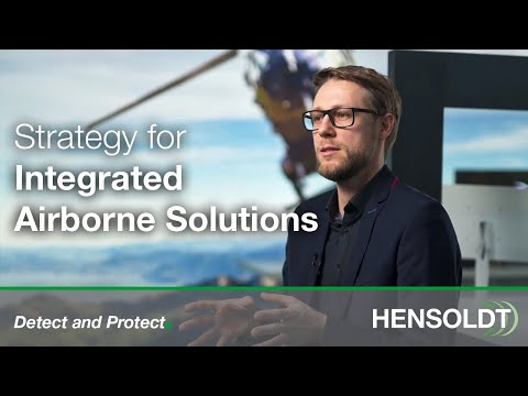 Insights into HENSOLDT´s Integrated Airborne Solutions strategy