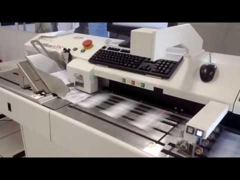 Banctec I IntelliScan XDS, escáner de alta velocidad