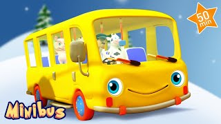 Nursery Rhymes Playlist for Children: Wheels on the Bus | Baby Songs to Dance - YouTube