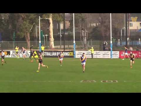 Round 12 highlights: Werribee vs Williamstown