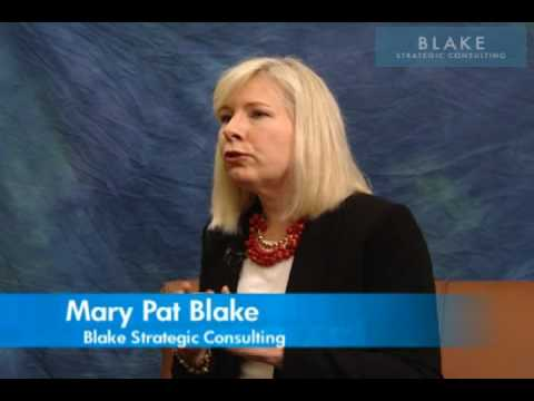Jump Starting Your Business - Key to Success - Mary Pat Blake - Blake Strategic Consulting