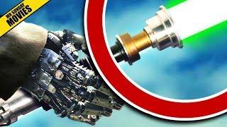 Where Is Luke's Green Lightsaber? - Star Wars: The Last Jedi