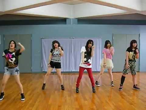[ELECTRIC SHOCK DANCE CONTEST] f(x) 에프엑스 Electric Shock FullCOVER (JAPAN) SHINee Girls