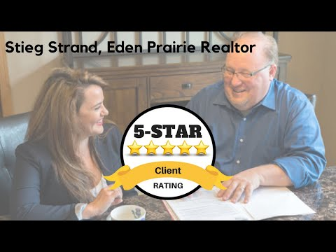 Realtor in Eden Prairie & Chanhassen, Amazing 5 Star Review