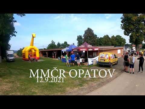 MMČR Opatov 2021 (Official Video) Czech Motocross