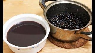 Cách nấu nước đậu đen thần dược trẻ mãi không già!