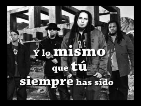 P.O.D- Let You Down (sub español)