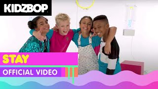KIDZ BOP Kids - Stay (Official Music Video) [KIDZ BOP 2018] - YouTube