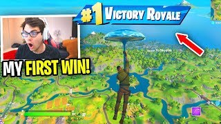 I won my FIRST GAME in Fortnite CHAPTER 2... (How to win in Season 11)