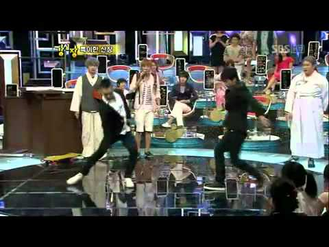 dance battle Seung-RI vs Tae Yang!