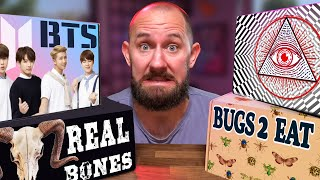 10 of the Strangest Mystery Boxes That Actually Exist!