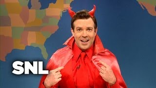 Weekend Update: The Devil on Catholic Church Scandals - Saturday Night Live