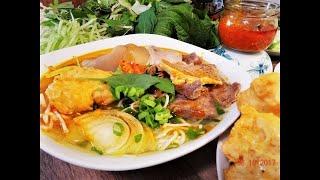 Bún Bò Huế chả Tôm - Cách làm chả Tôm dai giòn và cách nấu Bún Bò Huế đầy đủ by Vanh Khuyen