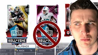 DRAFTING Player Most Likely To Make The HALL OF FAME! Madden 19 Draft