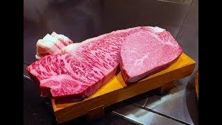 Eating Worlds Best Kobe Beef in Japan