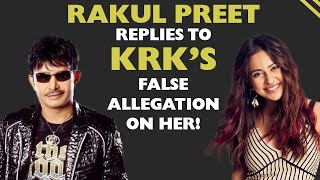 Went out for medicines, not alcohol: Rakul; actress reveal..