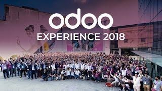 Odoo Experience Aftermovie 2018 - A Look Into The World's Biggest ERP Event