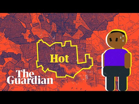 America's dirty divide: how heat is hurting lives from birth