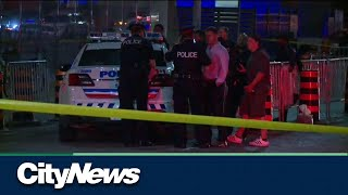 3 killed in shooting and separate stabbings over 8-hour period