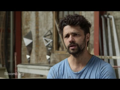 Turning Science into Art: Conrad Shawcross | Brilliant Ideas Ep. 20
