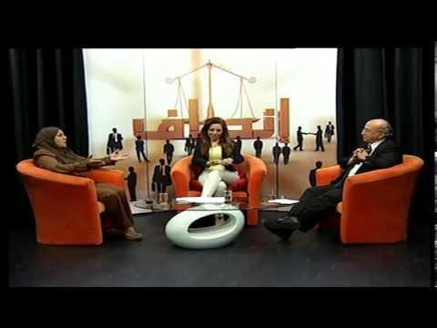 ناصر الدين: يجب على المواطن امتلاك جرأة لتقديم شكوى ضد القضاة المسيئين