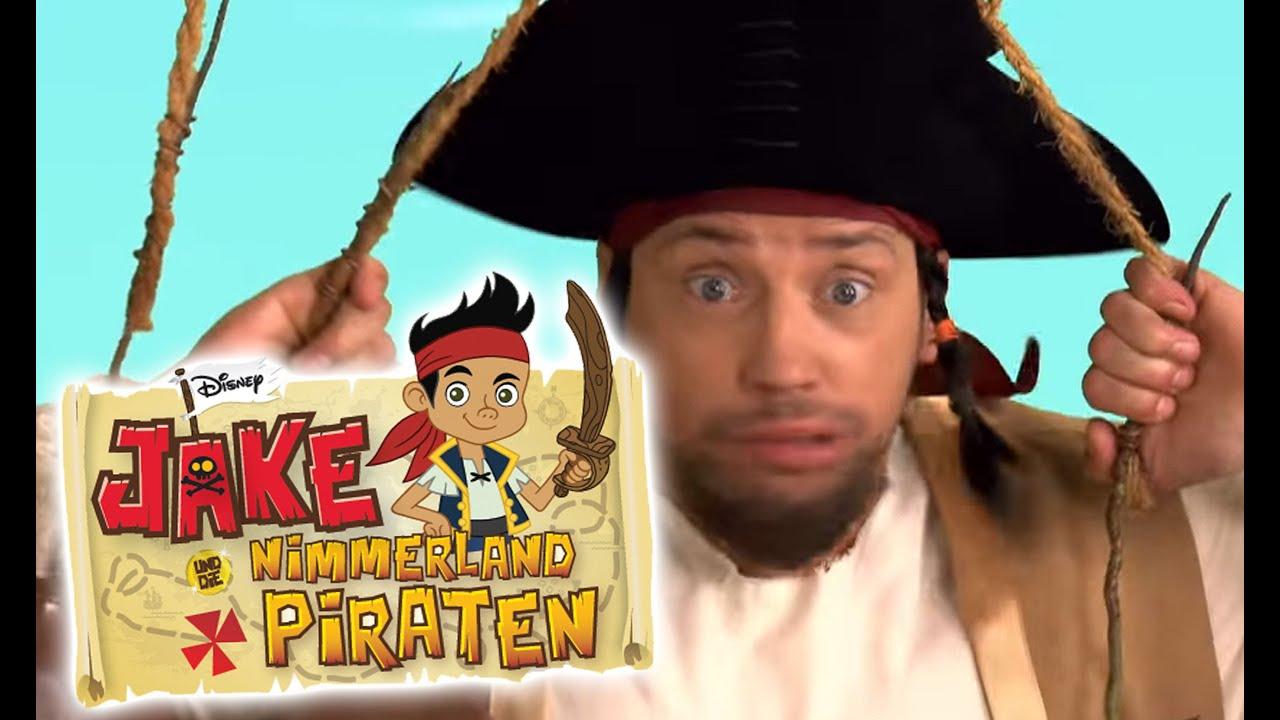 """disney junior  jake und die nimmerland piraten  song """"oh"""