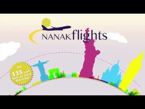 NANAK FLIGHT TVC Pakistan Flights